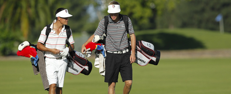 Men's Golf Tournament Carried Via Live Stats