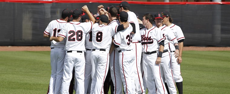 Baseball Moves Into Top-25 Poll