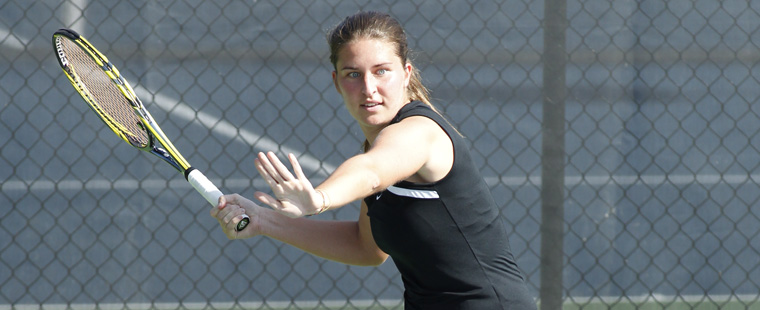 Fritschken Named SSC Women's Tennis Player of Week