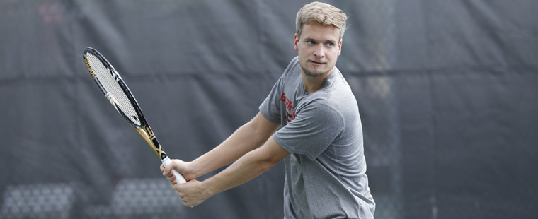 Men's Tennis Hosts No. 2 Auburn Montgomery Thursday