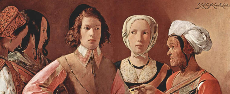 Guest Lecture – Georges de la Tour's Mysterious Women: Deceiver and Deceived