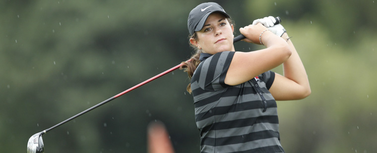 Women's Golf 3rd After 1st Round of SMSU Invite