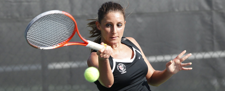 No. 4 Women's Tennis Sinks No. 2 Auburn Montgomery