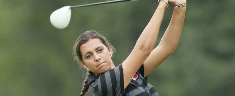 Women's Golf Runner-up at SMSU Spring Invite