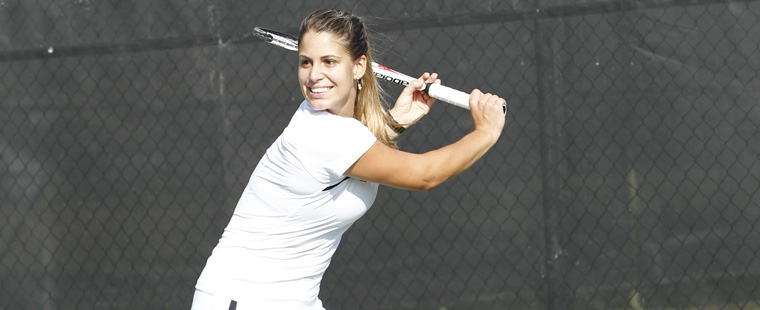 Love it: Women's Tennis Beat OCU, Rutgers