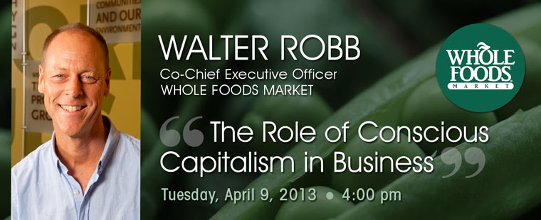 Barry University D. Inez School of Business presents The Role of Conscious Capitalism in Business