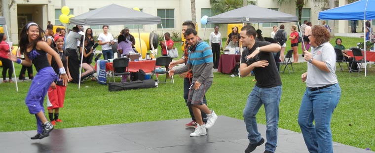 Wellness Day challenges Barry community to pursue total-body health