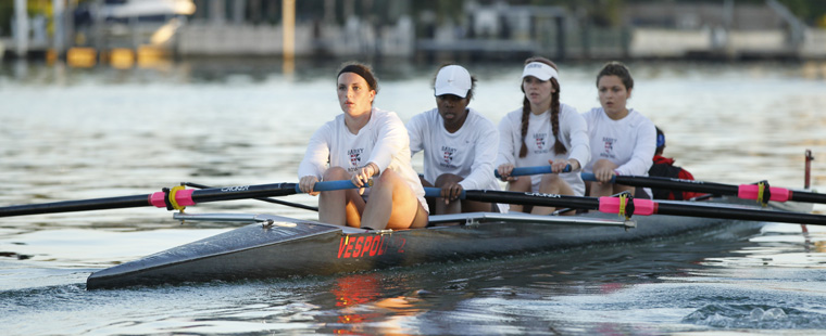 Barry Rowing Ranked No. 1 in CRCA/US Rowing Poll