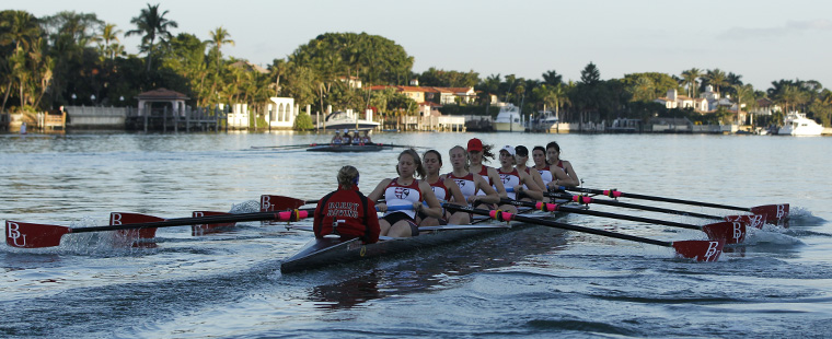 Rowing Wins 3 Races at Govenor's Cup