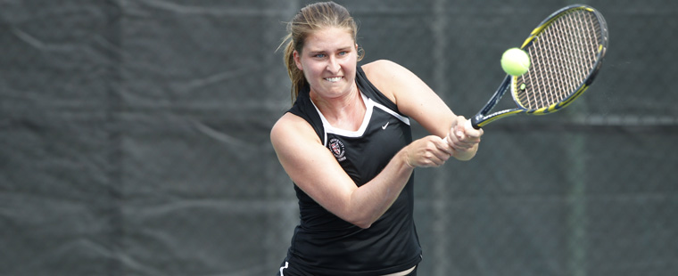 Fritschken Wins SSC Women's Tennis Honor