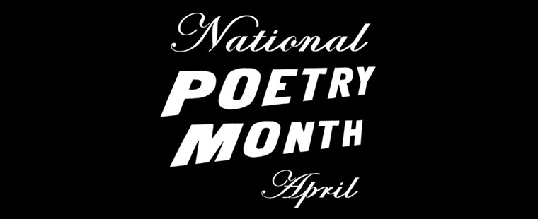 Monsignor William Barry Memorial Library celebrates National Poetry Month