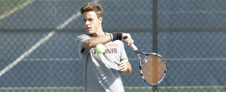 Bucs Men's Tennis Sweeps Siena