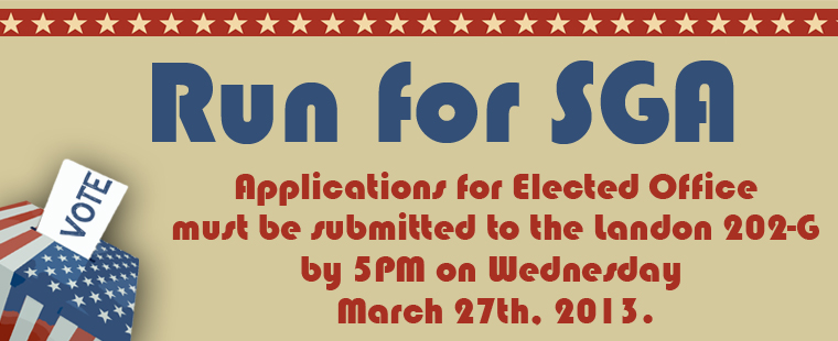 Run for SGA