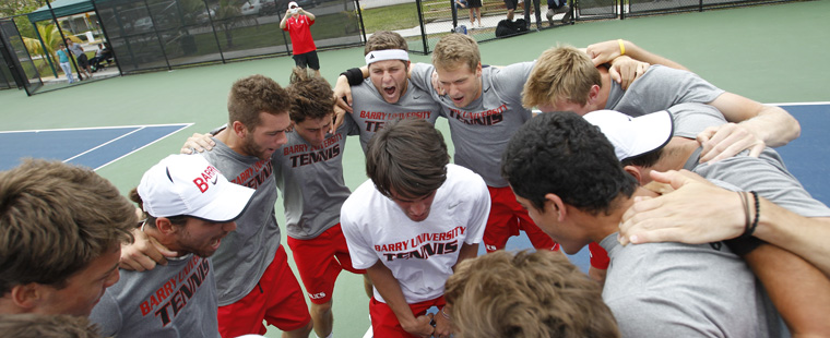Men's Tennis No. 2 in March ITA Poll