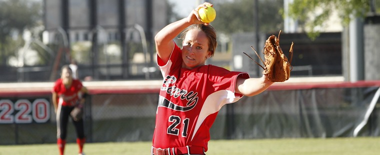 Softball Bounces Tars In Rubber Game
