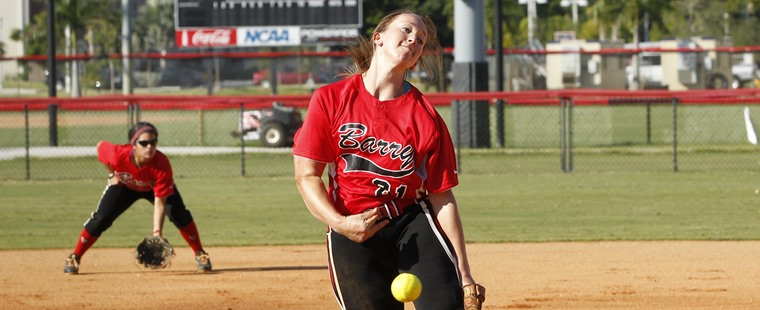 Yohe Lands Softball Weekly Honor