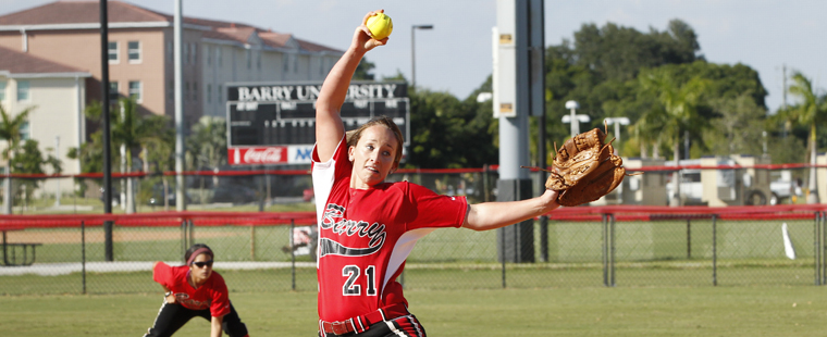 Yohe Named National Softball Pitcher of the Week