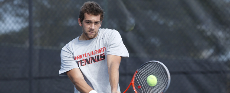 Men's Tennis Completes Texas Trifecta