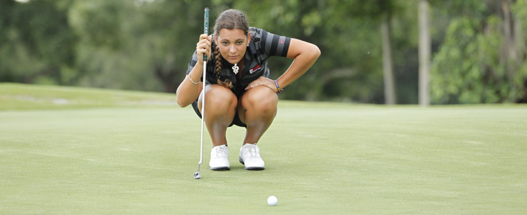 Women's Golf 4th After Day 1 of U.S. Women's Invite