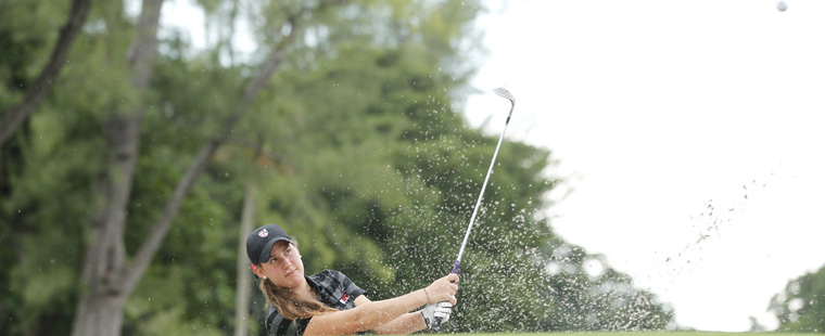 Women's Golf 3rd at U.S. Women's Invitational