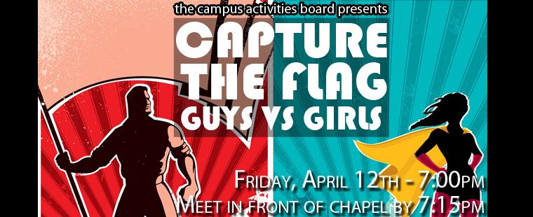 Capture the Flag, Guys vs Girls