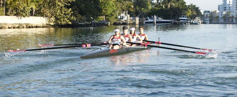 Grand Results: Rowing Wins Knecht Cup