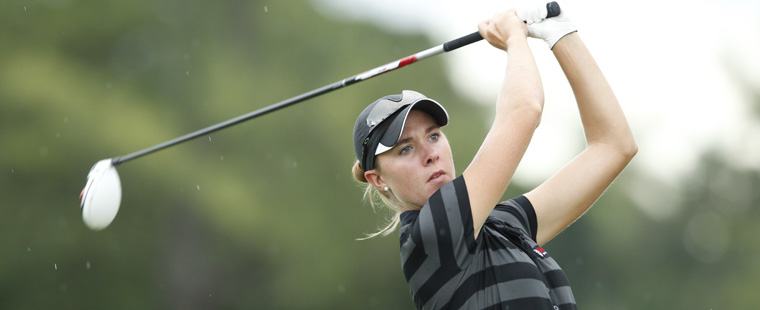 Women's Golf 2nd After 1st Day of SSC Championships