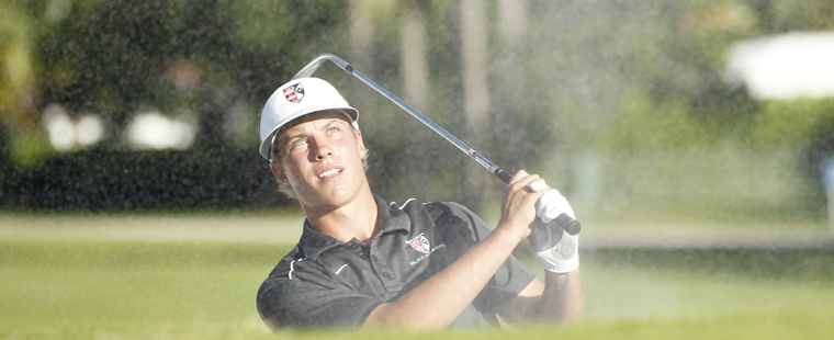 Men's Golf 2nd After Day 1 of SSC Championships
