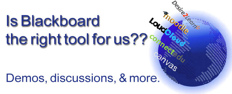 Is Blackboard the right tool for Barry?