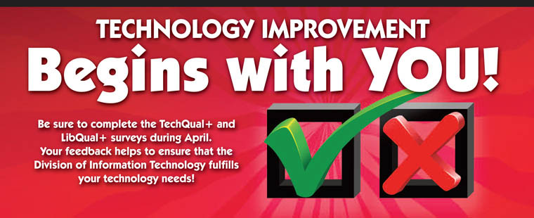 Technology improvement begins you