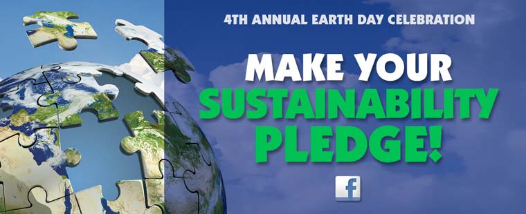 Make Your Sustainability Pledge