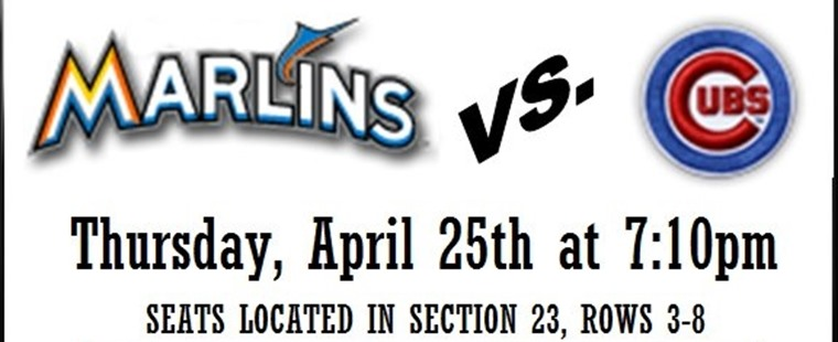 Buy a Marlins Ticket from Phi Sigma Sigma