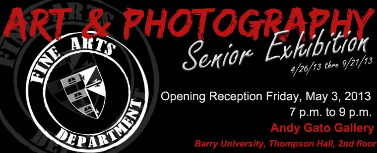Senior Art and Photography Exhibition