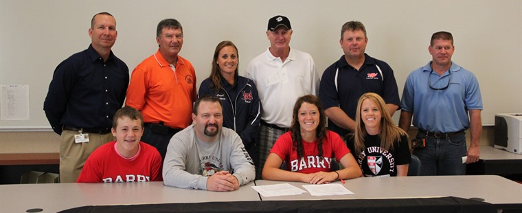 Softball Inks First Spring Signee