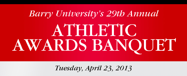 Buccaneers To Stream 29th Annual Athletic Awards Banquet