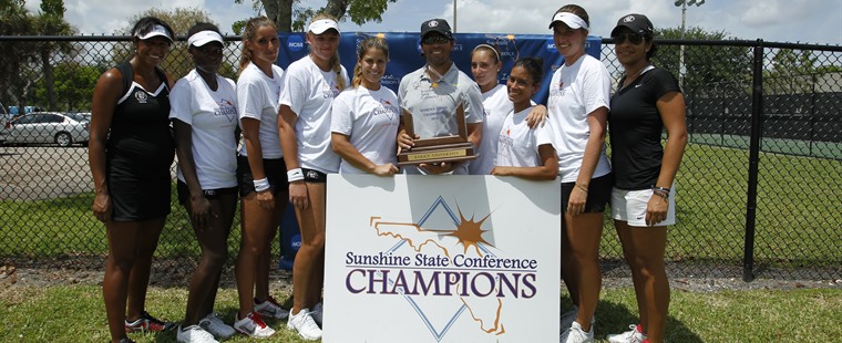 Milestone Mark: Women's Tennis Wins School's 50th SSC Title