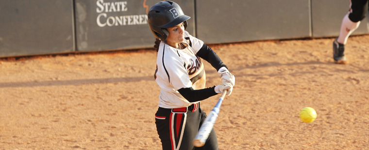 Break Out The Brooms: Softball Sweeps Panthers