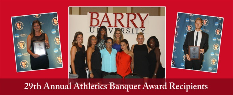 29th Athletic Awards Banquet