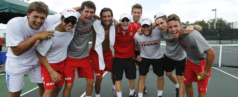 Bucs Men's Tennis Host South Regional Saturday-Monday