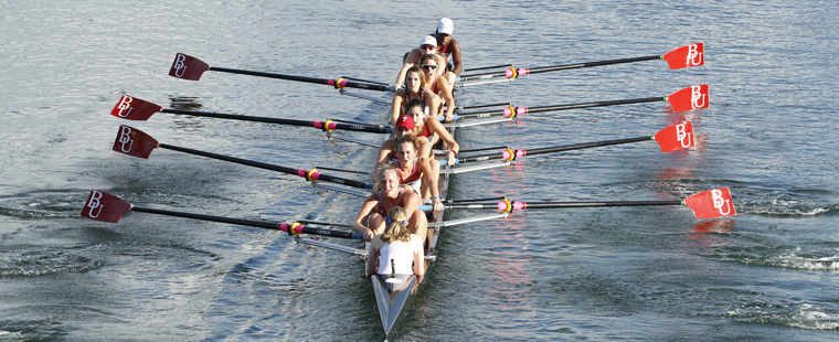 Rowing Hosts SSC Championships Friday