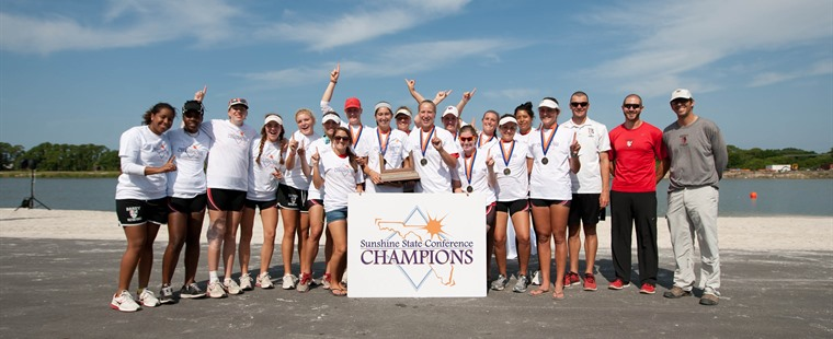 Bucs Rowing Capture SSC Championships