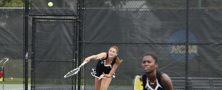 Abanda, Onila Women's Tennis First-Team All-SSC Picks