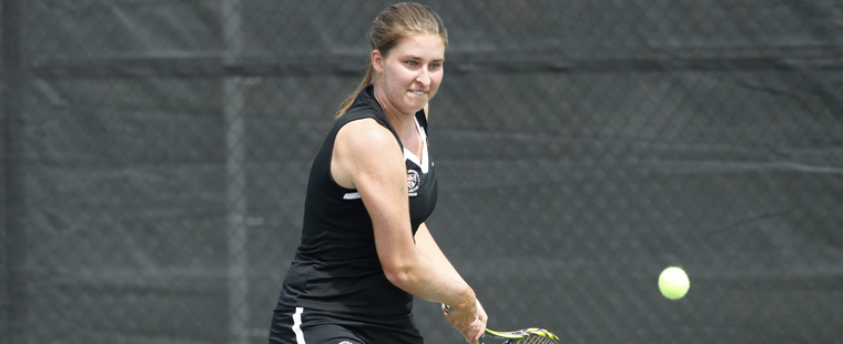 Women's Tennis Advances to NCAA South Region Finals