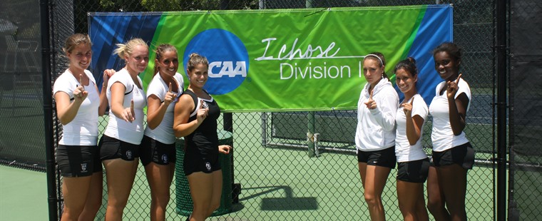 Destination Arizona: Women's Tennis Wins NCAA South Regional