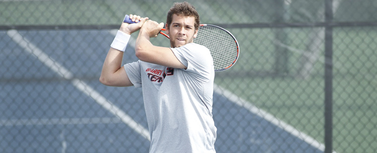 Barry Men's Tennis Rolls into Region Finals