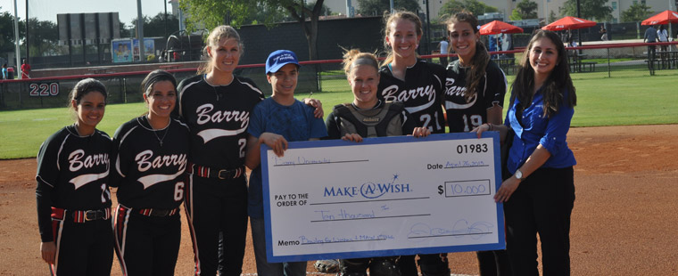 HPLS raises $10K for Make-A-Wish Foundation