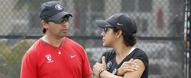 Kigel, Lopez Region Women's Tennis Coach, Assistant of Year