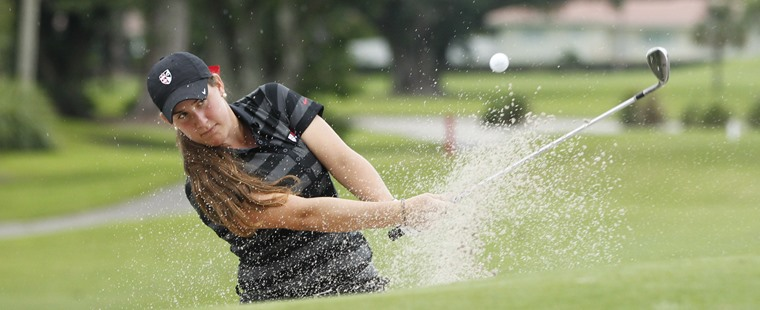 Women's Golf Vaults Into Third Place At Super Regional