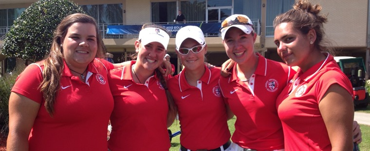 Women's Golf Heading Back To Nationals