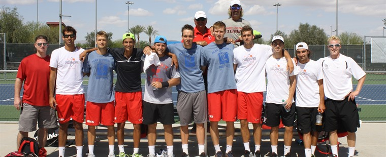 Big Returns: Men's Tennis Ready for Nationals
